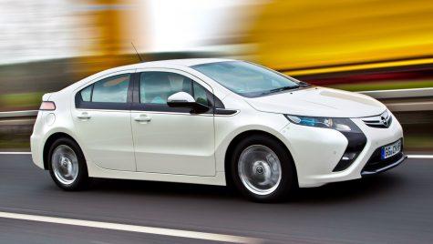 Opel Ampera – Viitorul prezent