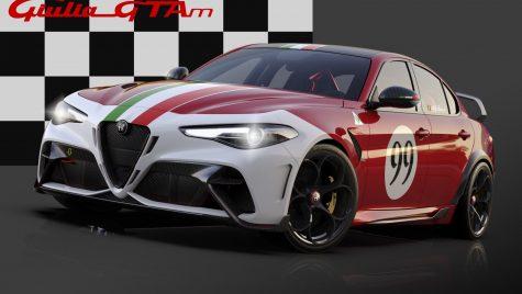 Alfa Romeo Giulia GTA și GTAm: constructorul italian dezvăluie prețul pentru cele mai performante versiuni