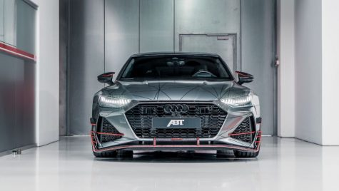 Tuning: Audi RS7 modificat spectaculos de ABT Sportsline