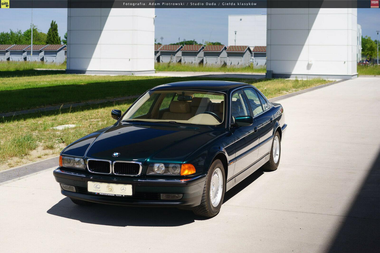 BMW 740i E38 vanzare ebay