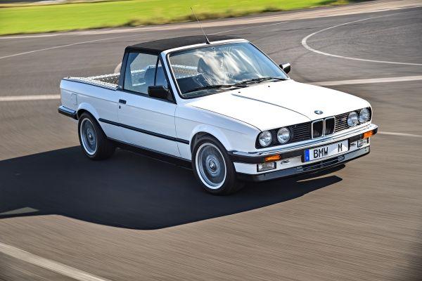 BMW M3 pick-up E30
