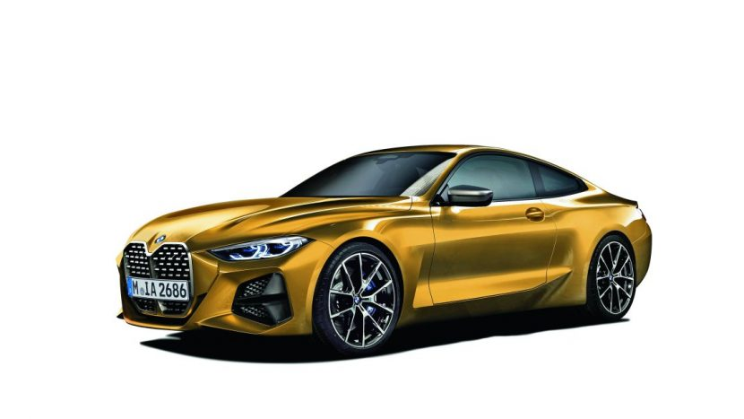 BMW Seria 4 2020