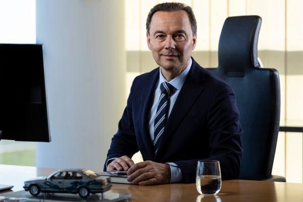Dr. Josef Reiter BMW Romania Rabla Plus