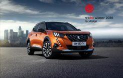 Premii Red Dot pentru Honda, Mazda și Peugeot