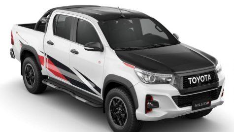 Toyota GR Hilux cu motor V6 de 270 CP în 2023