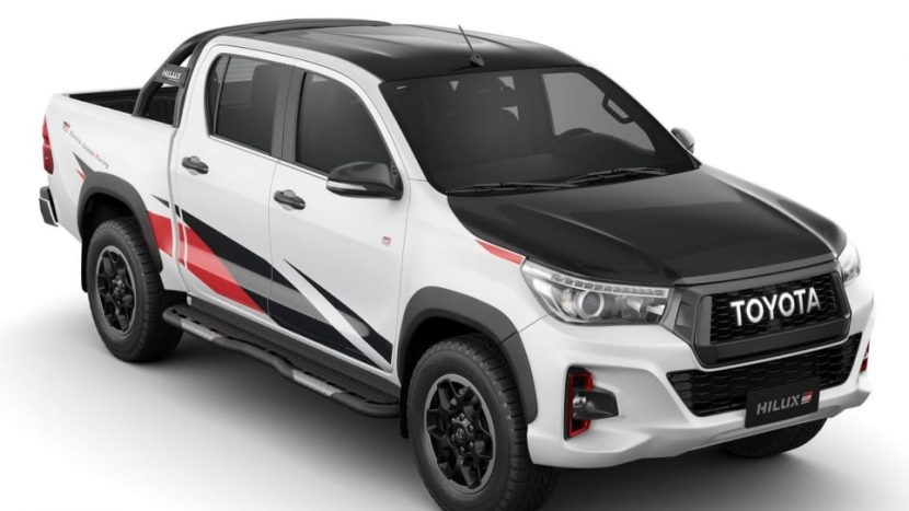 Toyota Hilux GR