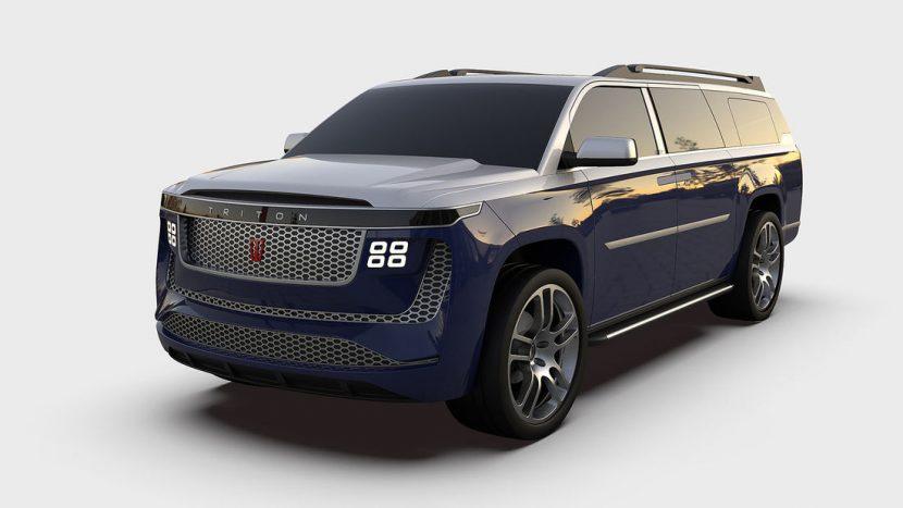 cel mai puternic SUV electric din lume