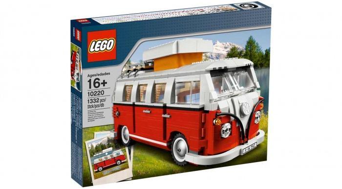 VW T1 Camper van LEGO Creator Expert