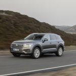 VW Touareg 4.0 V8 TDI are emisii reale de numai 14 g/km NOx