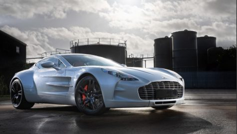 Un Aston Martin One-77 Q-Series va fi vândut la licitație de casa Bonhams