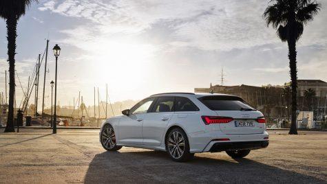 Audi A6 Avant plug-in hybrid: 367 CP și autonomie electrică de 51 km