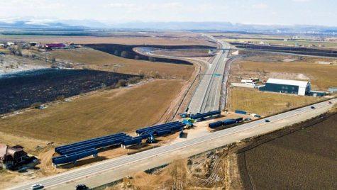 Lotul 1 al autostrăzii Sebeș-Alba Iulia ar putea fi gata în mai 2020