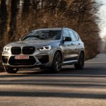 Test BMW X3 M Competition: Bestie feroce