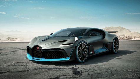 Bugatti a livrat primul exemplar al hypercar-ului Divo
