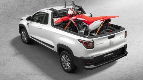 Noul Fiat Strada – pick-up compact destinat piețelor din America de Sud