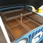 gratar pentru Pasti din Jeep