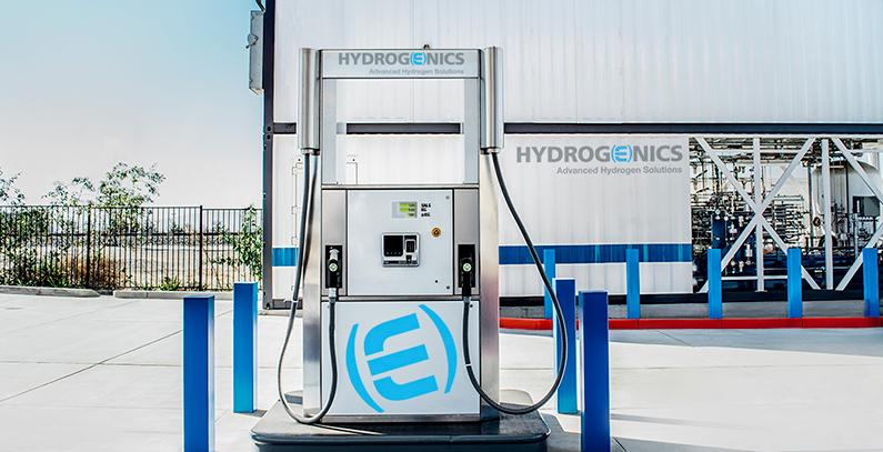 hydrogen-filling-station
