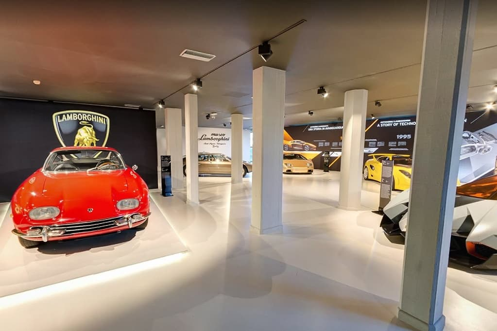 Muzeul Lamborghini