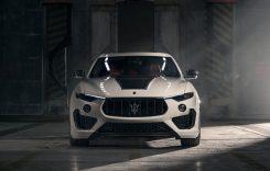 Maserati Levante Trofeo modificat de tunerul Novitec oferă 624 CP
