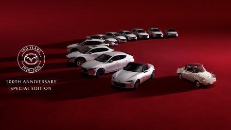 Ediție aniversară Mazda pentru toate modelele din gama constructorului nipon