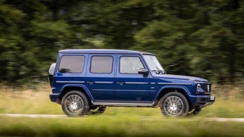 Magna reia producția modelului Mercedes-Benz G-Klasse în Austria