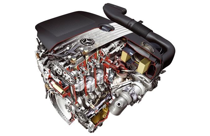 Mercedes OM 651 motor diesel 10 motoare diesel care nu se strică niciodată