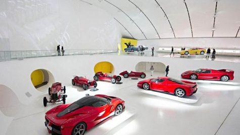 Cele mai frumoase muzee auto care se pot vizita virtual