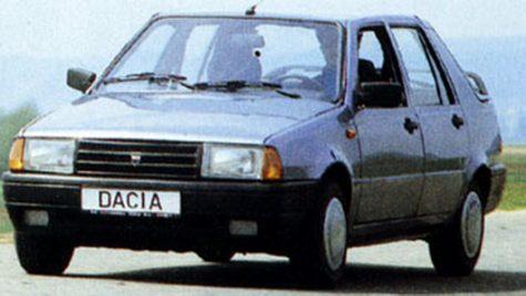Modele second-hand pentru nostalgici: Dacia Nova R523