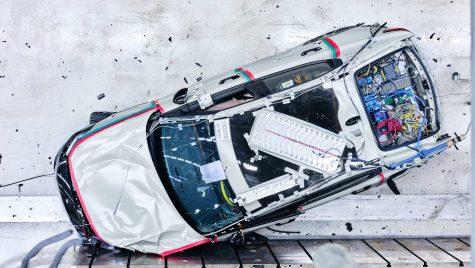Polestar 2 a trecut cu succes testele de siguranță