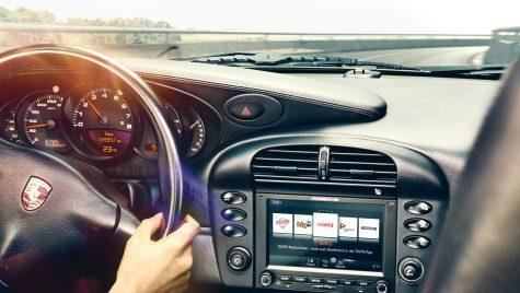 Porsche oferă sisteme multimedia moderne pentru modelele 911 clasice