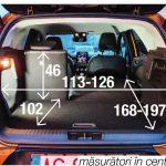 portbagaj Renault Captur 2019