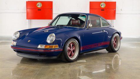 Un Singer Porsche 911 scos la vânzare pentru 900.000 euro