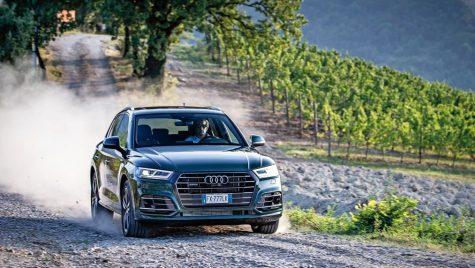 Cât consumă în realitate: Audi Q5 55 TFSI e vs Audi Q5 40 TDI
