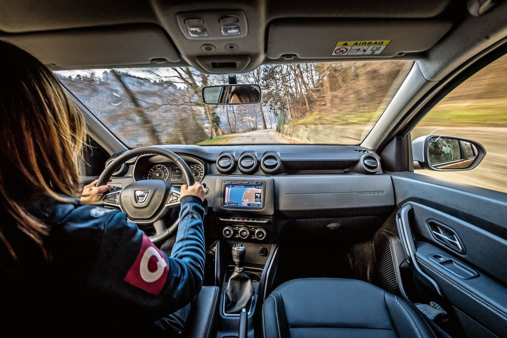 test Dacia Duster TCe100