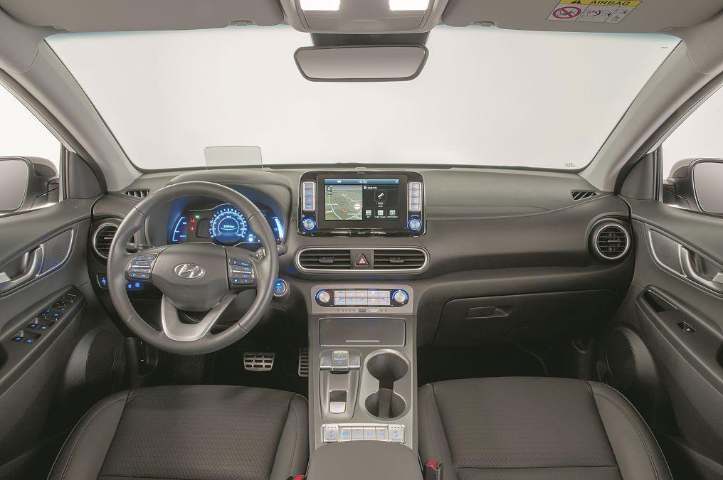 test Hyundai Kona electric 64 kWh 2020