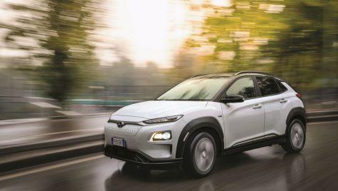 Test Hyundai Kona electric 64 kWh: Fluiditate electrică