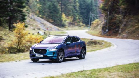 Test Jaguar I-Pace: Platformă electrică special dedicată