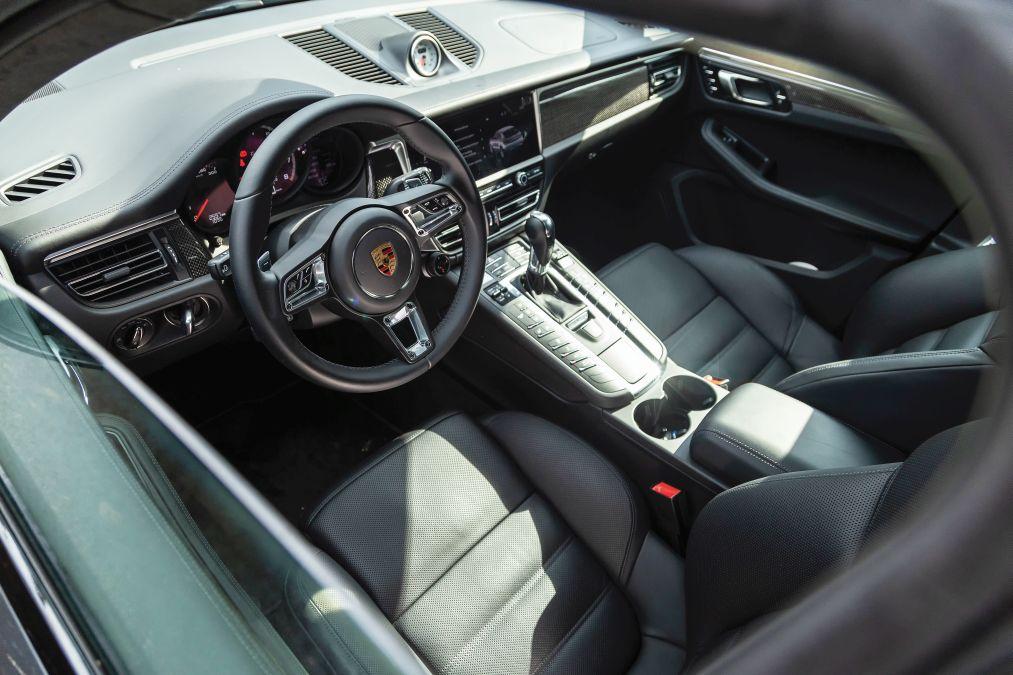 Porsche Macan Turbo facelift 2020