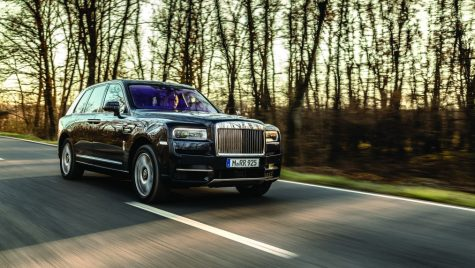 Test Rolls-Royce Cullinan: Majestatea sa, Rolls-Royce