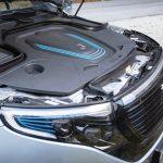 test comparativ Mercedes EQC