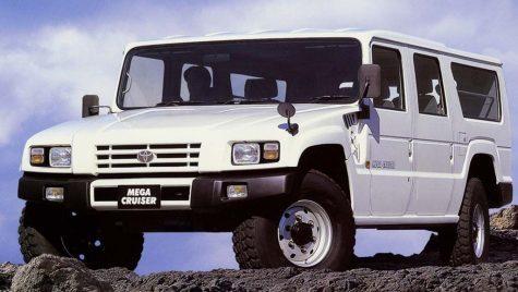 Toyota Mega Cruiser – concurentul japonez pentru Hummer H1
