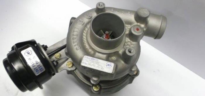 turbina geometrie variabila diesel