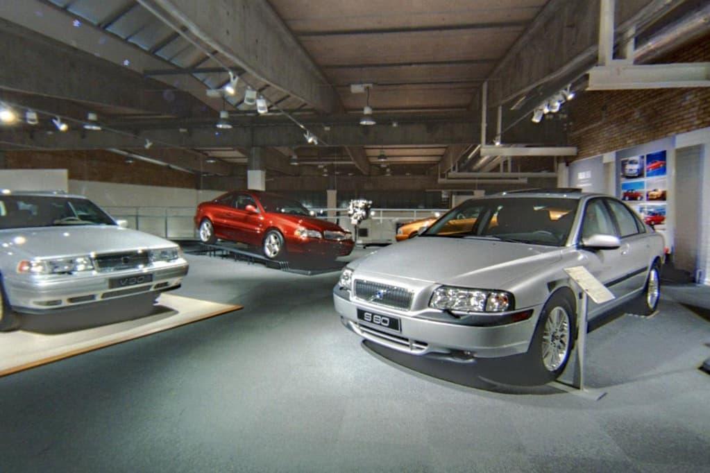 Muzeul Volvo