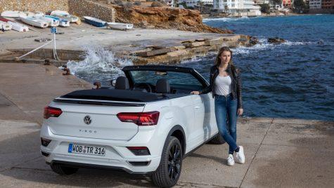 Volkswagen T-Roc Cabriolet: SUV decapotabil în rețetă germană