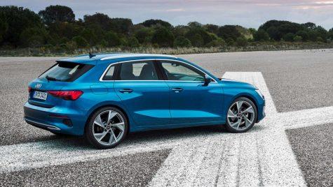 Audi pregătește prima sa lansare mondială, digitală, pentru noua familie A3