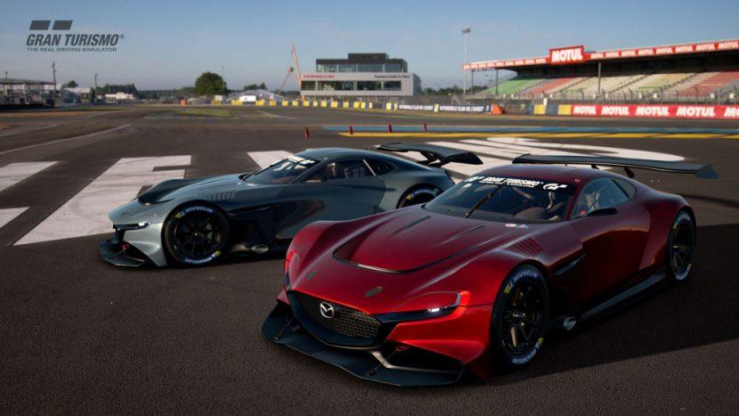 Mazda RV-Vision GT3 Contept X