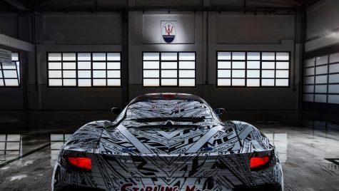 Maserati MC20: prototipul noului model italian aduce un tribut lui Sir Stiling Moss