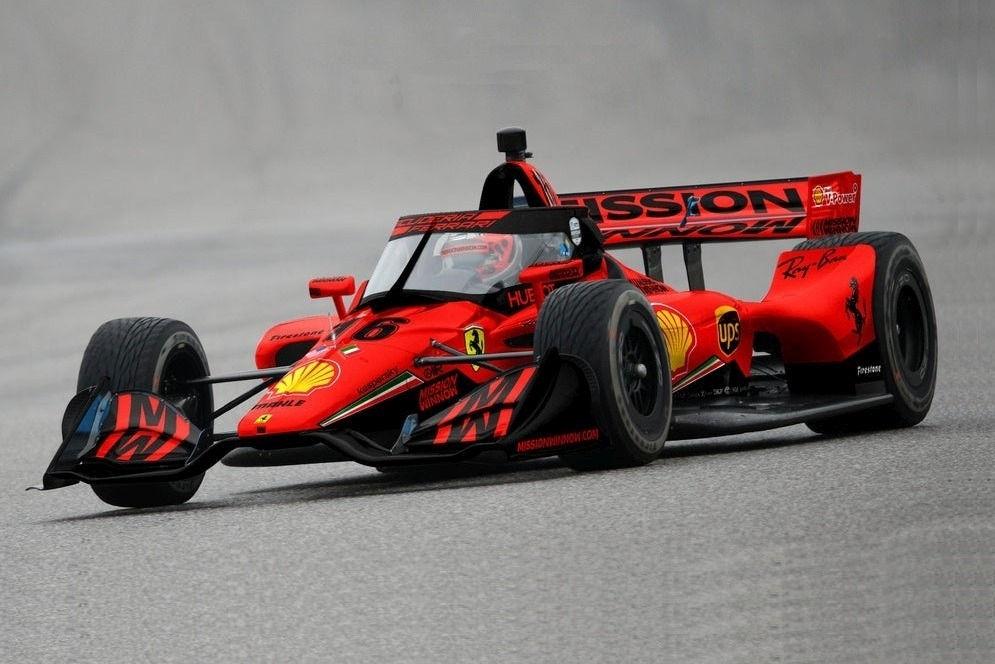 Binotto confirmă interesul Ferrari pentru Indy
