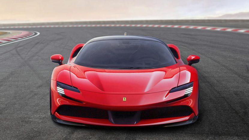 Patente Ferrari electric