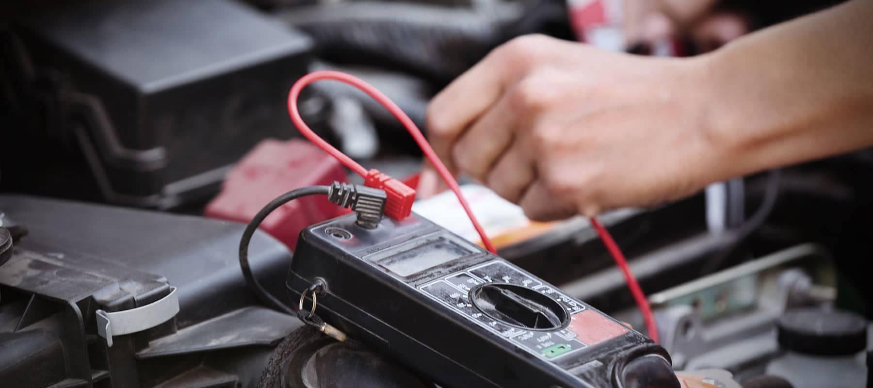 Verificare starea bateriei